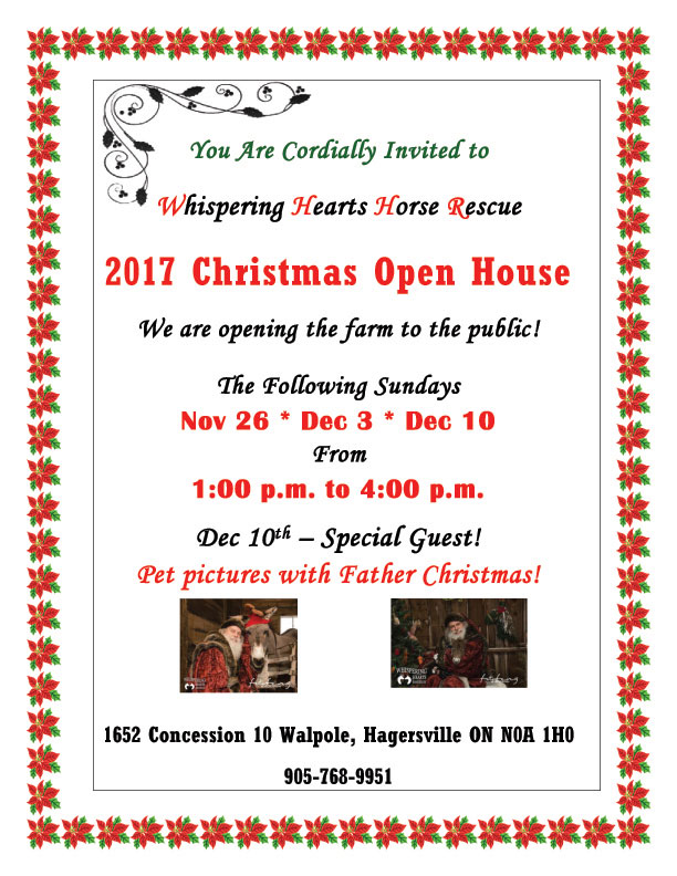 open house for 2017